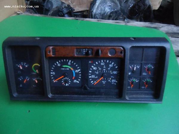 комбинация приборов для грузовых вольво